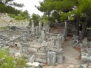 Priene -remains of the Bishop