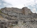 Miletus -another view of the ramparts.