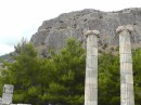Priene -loved the trees.