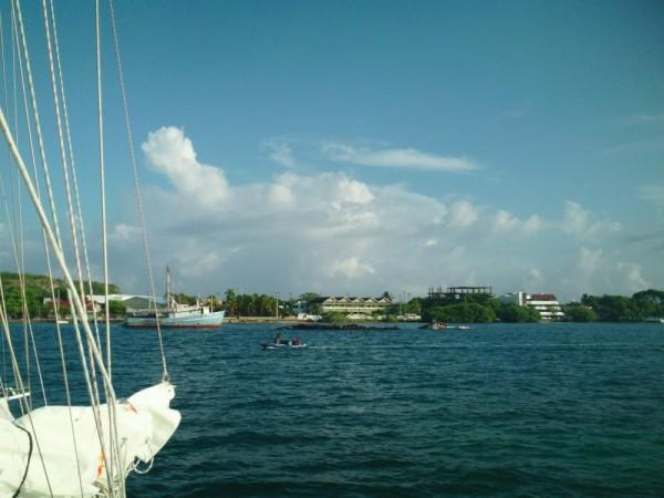 San Andres Bay