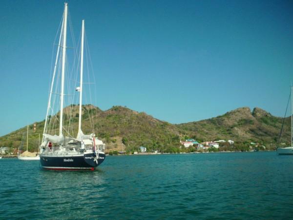 Isla Providencia bay