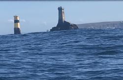 Raz de Seine Lighthouse.