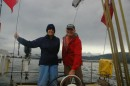 Another shot of Judy and Bob steering us away from Portosin.