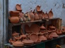 Lots of clay pots etc for sale