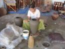 Making pots