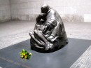 Mother and dead son sculpture in Berlin.  Extremely powerful and emotive.