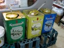 How they buy olive oil in Greece