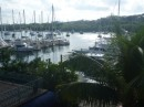 Red Hook Harbor, St. Thomas.  Good stuff, not necessarily good times!