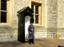 The guard at London Tower
