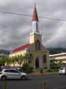 Church of Notre Dame in Papeete