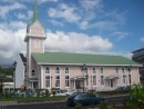 A church in Papeete