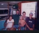 the last photo of the VAN ROOYEN Family