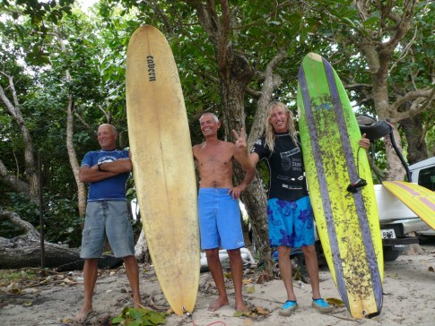 the surfing dudes! (the ho-dads)hahahahah