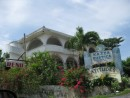 House near Coxen Hole, Roatan