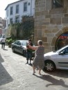 Lastres - dancing in the streets