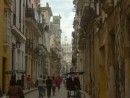 The streets in Havana