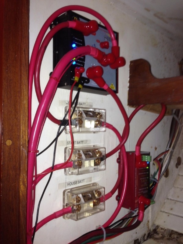 Sterling control boxes
