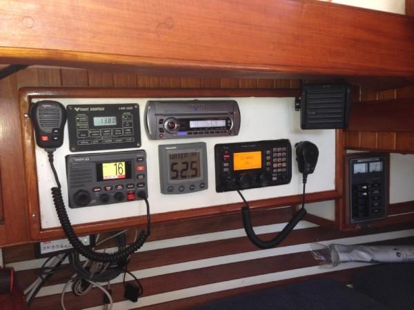 Updated Nav Instruments panel