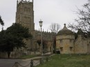 A Cotswolds church