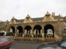 Market square in Chipping Campden
