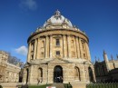 Bodleian Library at Oxford - established by Cardinal Wolsey