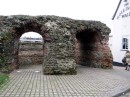 Largest in-tact Roman gate in England