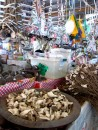 A whole floor of the market for Kava