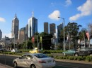 The Skyline of Melbourne