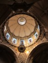 Above the nave of the cathedral are the discipless