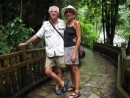 Hiking in the Guadaloupe National Park