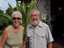 Denise and Jean-Pierre, our French-Canadian sailing buddies from Absaroque