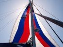 our small spinnaker