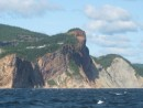 Beautiful vistas around the cape at Perce