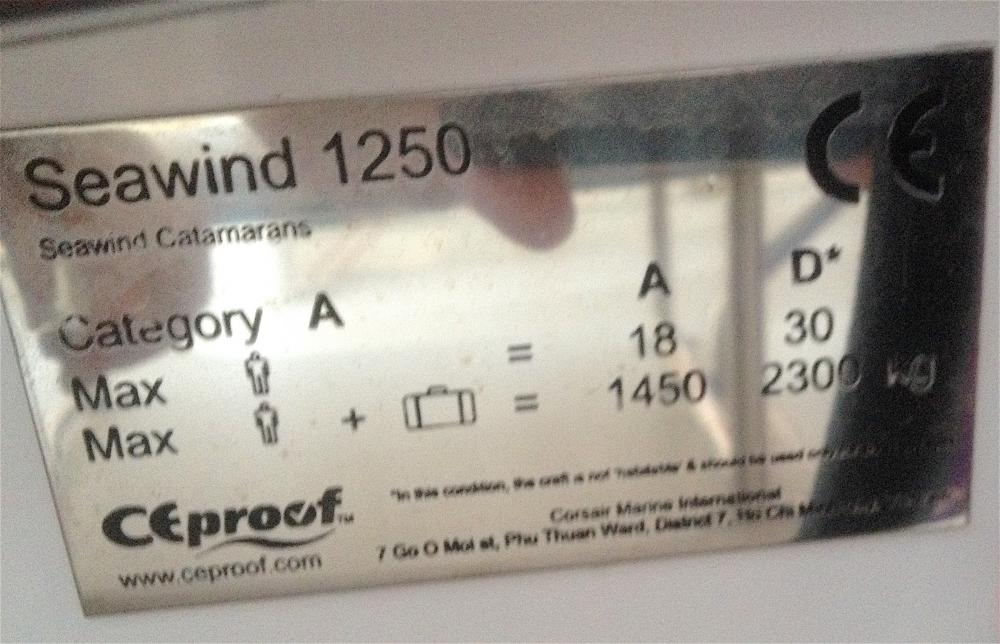 Upwind performance of condomarans - Page 19 - Cruisers