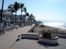 Our Sea Era 00255: The malecon in Old Town PV