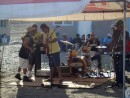Our Sea Era 00055: Band at party in Bahia Santa Maria