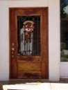 Our Sea Era 00177: Chacala - beautiful wood doors