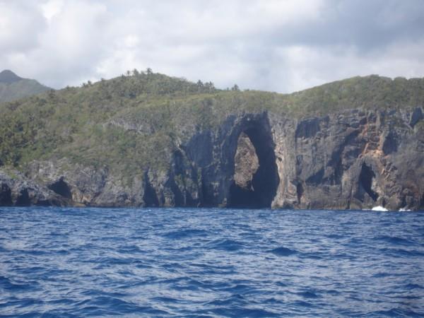 DR coastline