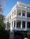 Typical Charleston porches
