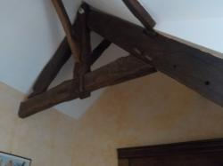 Old beams
