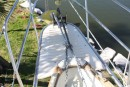 New starboard bowsprit grate