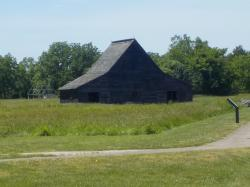 The oldest barn in Maryland