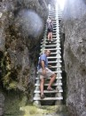 Climbing the ladder, Niue
