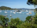 Opua, Bay of Islands,  our landfall in NZ and a prime cruising ground with hundreds of small islands and anchorages.