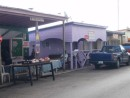 Rum & fresh seafood stands under the same bridge.  They clean it and cook to order as you watch.  It doen
