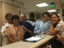 Bayview endoscopy staff,  I