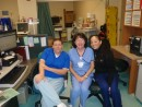 Harbor emergency room staff