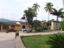 Downtown Copan Ruinas, 1km from the park
