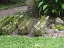 In the city the Mayans used stone gutters to direct rain water away from the plaza and buildings where possible