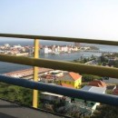 Curacao - Willemstad from bridge